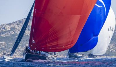 Missy e Highland Fling XVII vincono la Loro Piana Superyacht Regatta