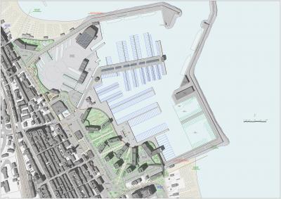Presentato il progetto della SurperYacht Marina del porto di Civitanova Marche