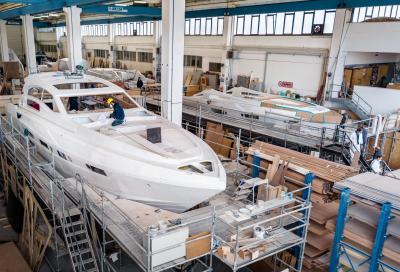 La crescita di Rizzardi Yachts