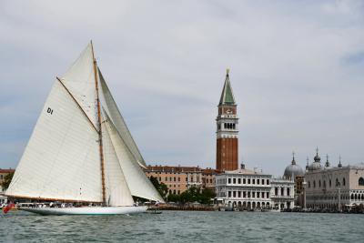 I vincitori dell'VIII Trofeo Principato di Monaco a Venezia