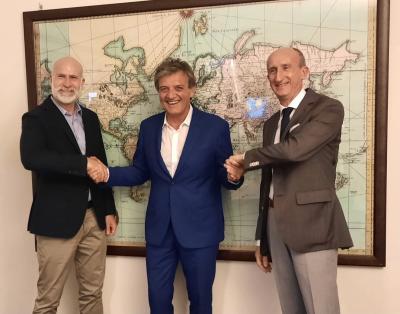 Accordo tra CMC Marine e SAIM
