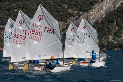Italia Campione del Mondo di Team Race Optimist