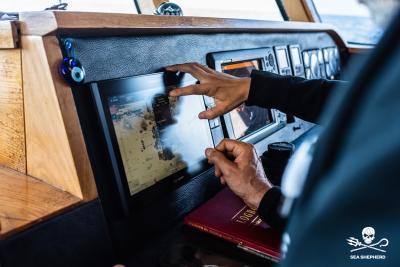 Raymarine e Sea Shepherd Italia per la conservazione degli ecosistemi marini
