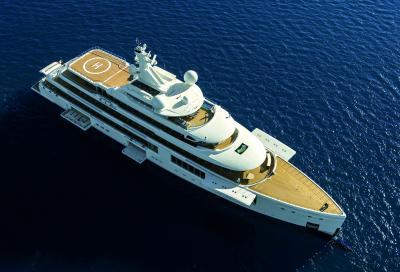 Benetti vince due Oscar del Design della nautica