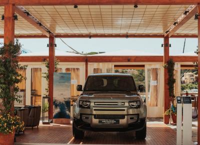 Jaguar Land Rover Italia di nuovo al fianco del mondo del sailing
