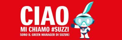 Arriva Suzzi, il green Manager di Suzuki Marine