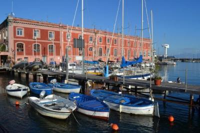 La Lega Navale di Napoli ha ospitato la Goletta Verde di Legambiente