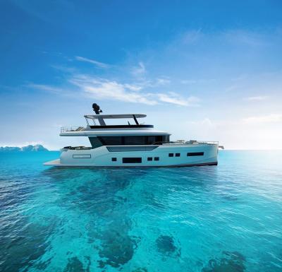 Sirena 68, meno consumi e maggiore autonomia
