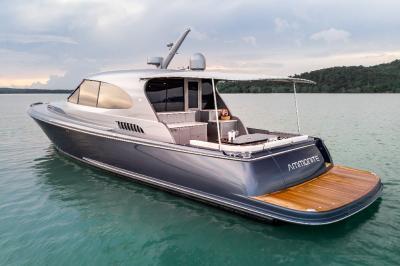 Palm Beach GT60, la nuova ammiraglia del cantiere australiano