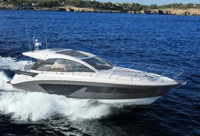 Beneteau GT 45, scafo sportivo con dettagli eleganti