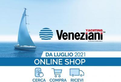 Veneziani Yachting lancia il primo shop online in Italia nel settore nautico