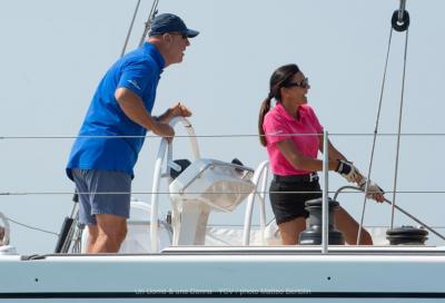 """A Venezia la """"Io&Te, un uomo ed una donna in vela"""""""