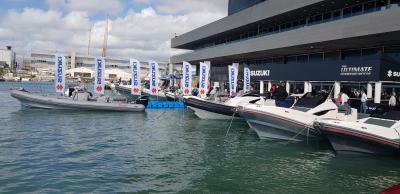 Tutte le novità Suzuki al 61° Salone Nautico Internazionale di Genova