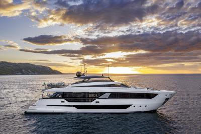 Ferretti Group sbarca in Grecia con Okeanis