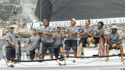 Il J122 Joy vince il trofeo challenge Angelo Randazzo alla Palermo-Montecarlo