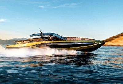 Tecnomar for Lamborghini 63 alla Milano Design Week