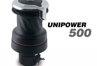 Harken, arriva il nuovo winch Unipower 500