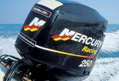 Mercury Optimax 250XS HP