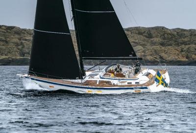 Hallberg Rassy 50, dalla Svezia un mix tra crociera e prestazioni