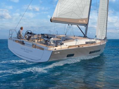 Hanse 460, adrenalina e facilità di navigazione