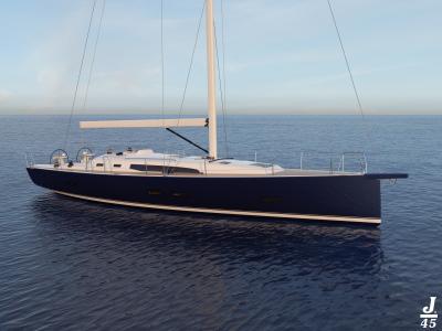 J Boats J/45, nuova ammiraglia del cantiere