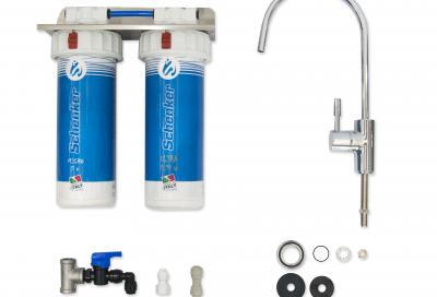 Schenker lancia il sistema di purificazione acqua dolce di semplicità Zen
