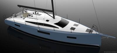 RM1380, la barca più grande in compensato marino ed epossidica