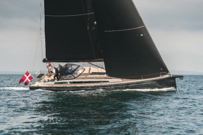 X-Yachts X56, il vanto della solidità
