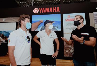 Yamaha Marine e la Federazione Italiana Vela ancora insieme