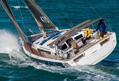 Dufour 470, una barca e tre anime