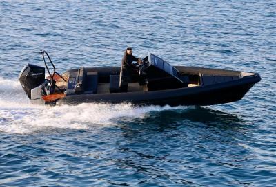 Technohull T7, sport e comfort in meno di 8 metri