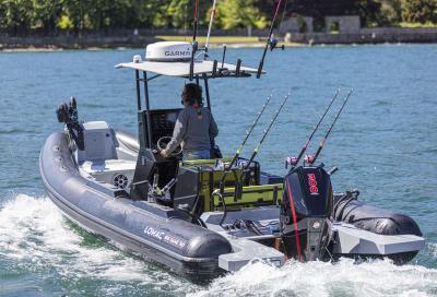 Lomac Big Game  760, 600 e 540, inno alla pesca