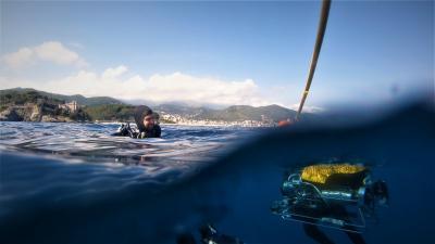 Nasce Abyss Cleanup, la prima associazione italiana per lo studio e la rimozione dei rifiuti sottomarini