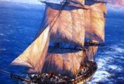 La Royal Navy tra rhum e frustate