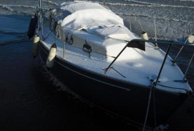 Dopo l'inverno, la cura della barca