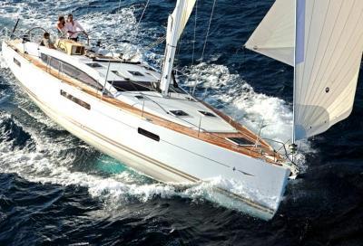 Jeanneau 53, il nuovo cruiser francese