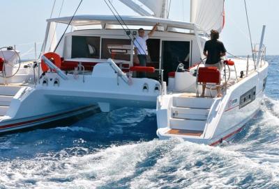 Catana 47, un cat per lunghe navigazioni
