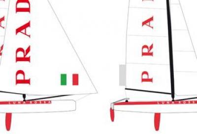 Luna Rossa parteciperà alle Extreme Sailing Series