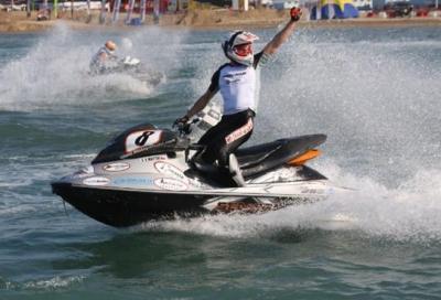 Italiano Moto d'acqua, successo per Monti e Bertozzi