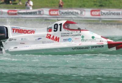 Mondiale Circuito, Del Pin è il nuovo campione F.1000