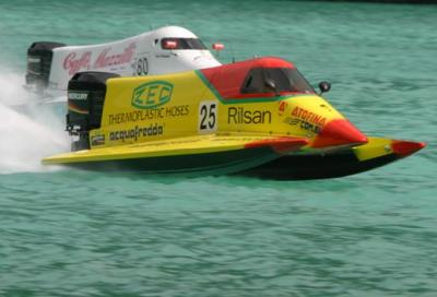 Mondiale Circuito F2, Zantelli è quinto
