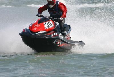 Moto d'acqua Endurance, la 4° tappa a Scandiani