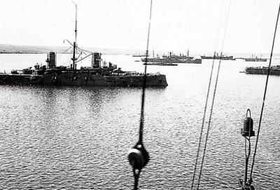 Libia, la guerra di mare