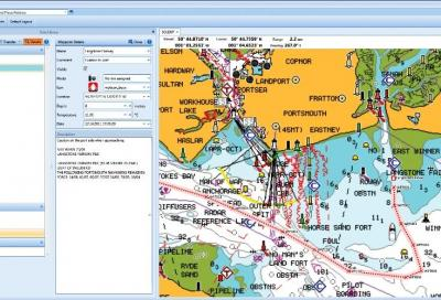 Raymarine Voyage Planner, pc e display interconnessi