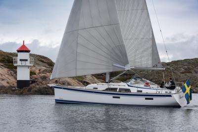 European Yacht of the Year, le foto delle prove a Ellos e Port Ginesta