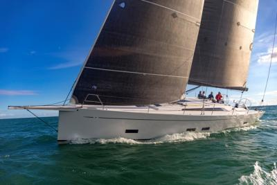 Grand Soleil 48 Race, un racer cruiser per dominare in regata