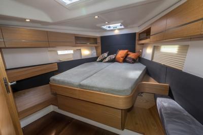 Gallery Sunbeam 46.1, il cruiser per girare il mondo